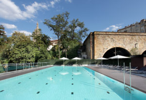 Piscina exterior Occidental Bilbao